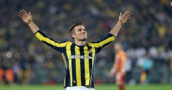 Fenerbahçe'ye Robin van Persie piyangosu!