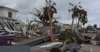 Irma Kasırgası'nda 50 Türk mahsur kaldı