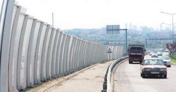 İstanbul'daki araç gürültüsüne 'bariyer' geliyor