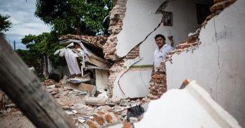 Meksika'daki depremde ölenlerin sayısı yükseldi