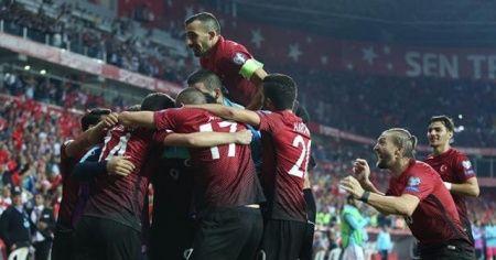 Türkiye 1-Hırvatistan 0 maçın geniş özeti ve golleri