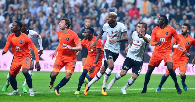 BJK Medipol Başakşehir Maçı Özeti İzle | Beşiktaş Maçı Kaç Kaç Bitti?