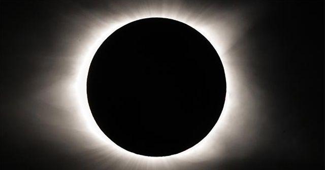 İlk güneş tutulması 3000 yıl önce gerçekleşti