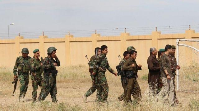 Kerkükte asker ve polis cesetlerinin yer aldığı toplu mezar bulundu 8