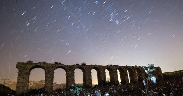 Orionid meteor yağmuru ne zaman? Orionid meteor yağmuru nedir 2017