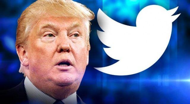 Trump'tan Twitter'da üstü kapalı tehdit