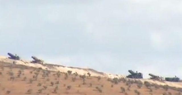 Türk askeri Roketsan'ın yerli üretim roketatarıyla korunuyor