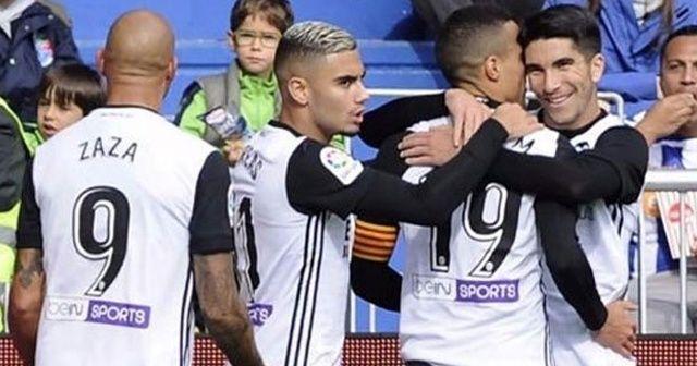 La Liga'da Valencia efsanesi geri döndü