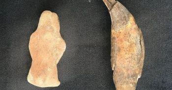 8 bin yıllık ayı figürü bulundu!