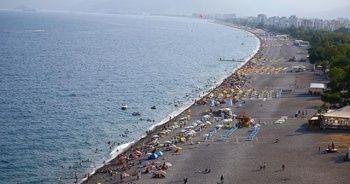 Antalya'ya 4 milyon Rus turist