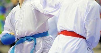 Genç karateciler dünya sınavında