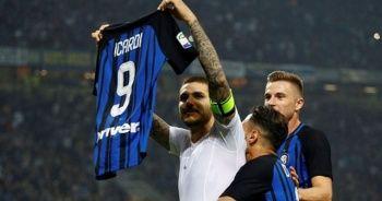 Icardi, Milan'ı tek başına devirdi!
