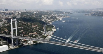 İstanbul'a gelen turist sayısı arttı