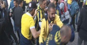 İstanbul Kadıköy'de derbi gerginliği