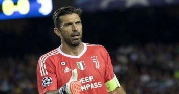 Kaleci Buffon'dan emeklilik açıklaması