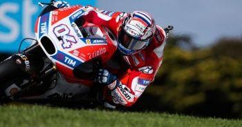 MotoGP'de şampiyonluk heyecanı son yarışa taşındı