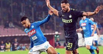 Napoli ile Inter yenişemedi