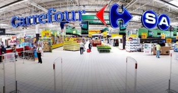 O mağazalar resmen Carrefoursa`nın!