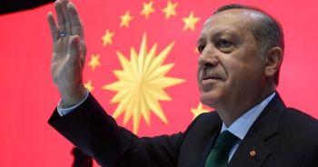 Türkiye'nin en sevilen lideri Recep Tayyip Erdoğan