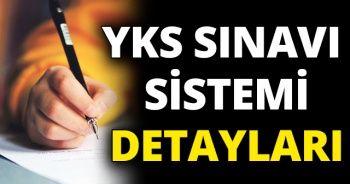 Üniversite YKS TYT sınavı sistemi puanları nasıl olacak   YGS LYS yerine gelen sistem