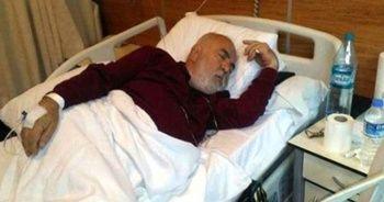 Usta oyuncu Tahir Ulubayrak, hastaneye kaldırıldı!