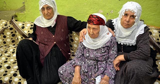 450 torunu bulunan Şahi nine 98 yaşında öldü
