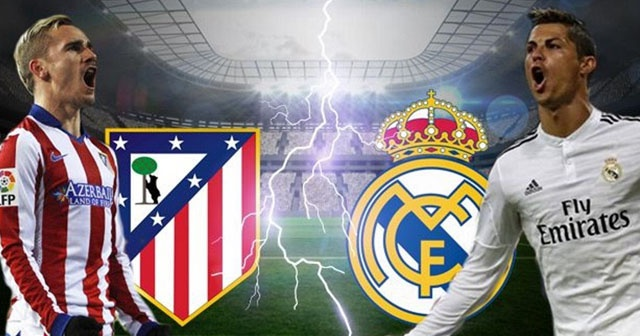 ÖZET İZLE Atletico Madrid-Real Madrid  Maçı laç kaç bitti? | Madrid derbisi özeti burada