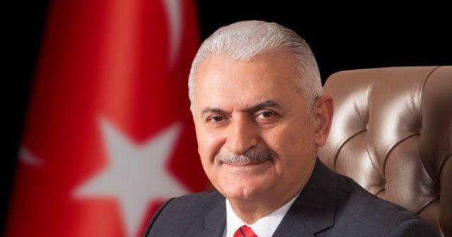 Başbakan Yıldırım'dan Naim Süleymanoğluna taziye mesajı