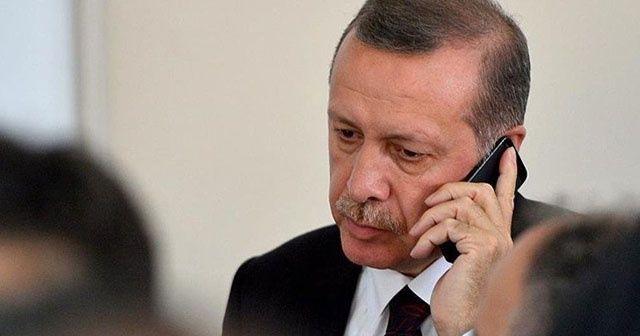 Erdoğan'dan Naim Süleymanoğlu'nun ailesine telefon