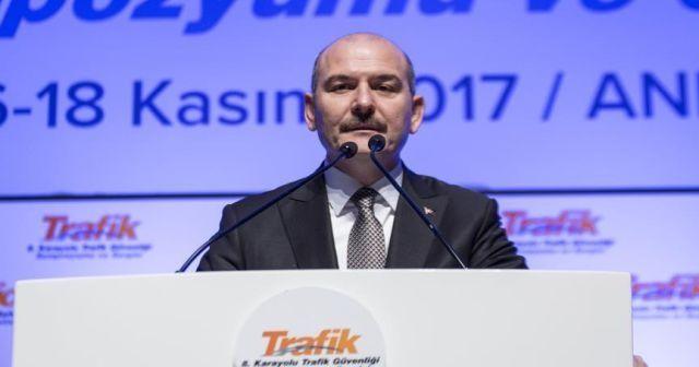 İçişleri Bakanı Soylu: Türkiye'yi hep birlikte daha güvenilir hale getireceğiz