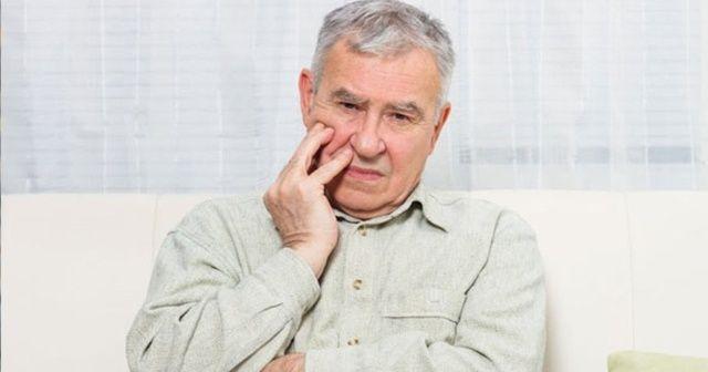 Kafasına darbe alan yaşlılarda beyin kanaması riski daha yüksek
