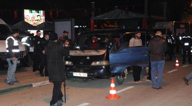 Orhangazi'de 400 polisle huzur operasyonu