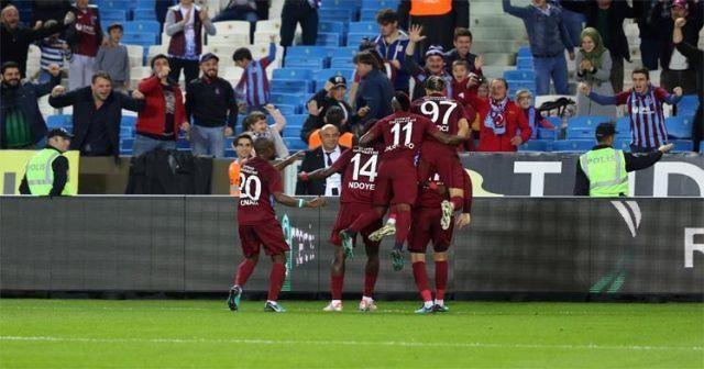 Trabzonspor Osmanlıspor geniş özeti ve golleri izle | TS Osmanlı maçı kaç kaç bitti?