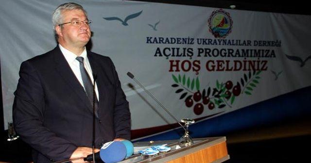 Ukrayna Büyükelçisi'nin Mevlana sözleri büyük alkış aldı