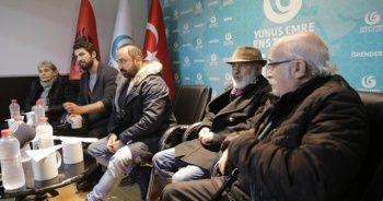 Arnavutluk'ta 'Türk Sinemasının Dünü, Bugünü ve Yarını' söyleşisi yapıldı