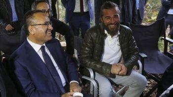 Başbakan Yardımcısı Bozdağ, 'Diriliş Ertuğrul'un setini ziyaret etti