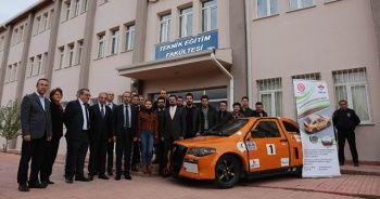 Elektrikli otomobil 'Kangal S4' tanıtıldı