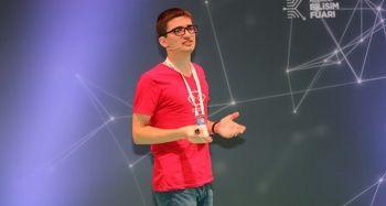 Genç youtuberdan gençlere girişimcilik mesajı