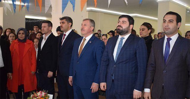 AK Parti Alaşehir İlçe Gençlik Kolları Başkanı belli oldu