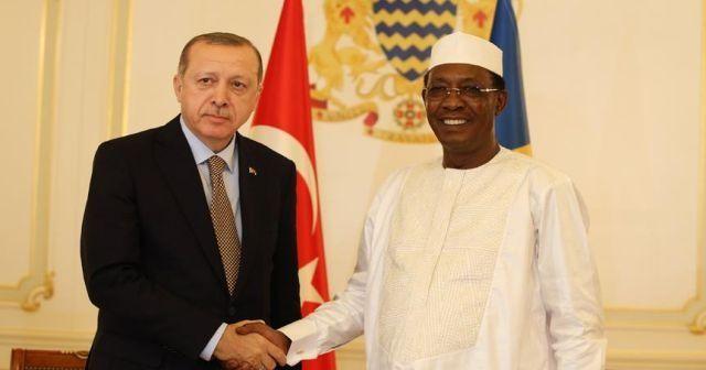 Cumhurbaşkanı Erdoğan ve Debi'den ortak bildiri
