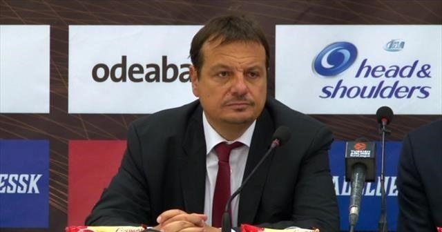 Ergin Ataman: Agresifliğimizi arttırarak maçı kazandık