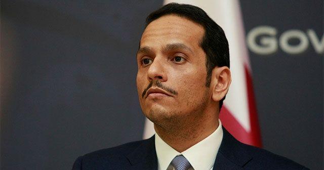 Katar Dışişleri Bakanı Al Sani İtalya'da