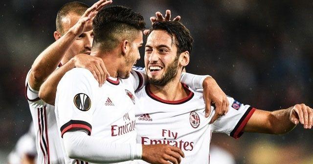 Milan'ı Hakan Çalhanoğlu kurtardı