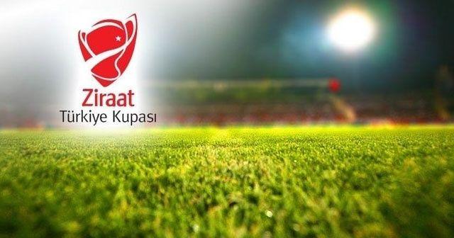 Türkiye Kupası maç tarihleri belli oldu? Son 16 turu 1'nci tur maçları ne zaman?