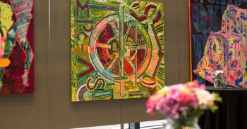'Art Zone' kapılarını Change Over sergisi ile açtı
