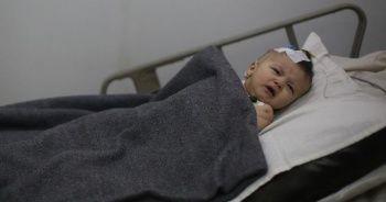 Doğu Gutalı Hani bebek de hayatını kaybetti