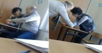 Erzurum'da okulda tepki çeken görüntüye inceleme başlatıldı