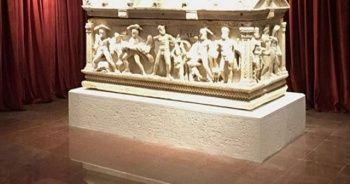 Herakles Lahdi'nden sonra altın taç Türkiye'ye dönüyor