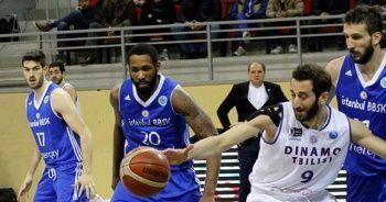 İBB Erkek Basketbol Takımı ESSM Le Portel'e mağlup oldu