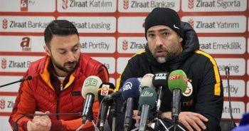 Igor Tudor: 'Amacımız üst tura çıkmaktı'